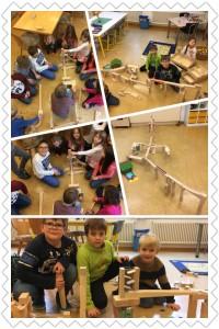 Kugelbahn Grundschule